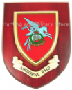 Airborne RMP Royal Military Police Army Wall Plaque Mess Shield